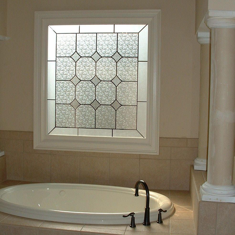 Add the look of a stained glass window with Faux Stained ...