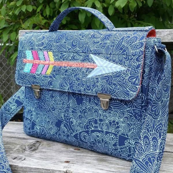 bag | Sewing patterns, Modern quilting and Pdf