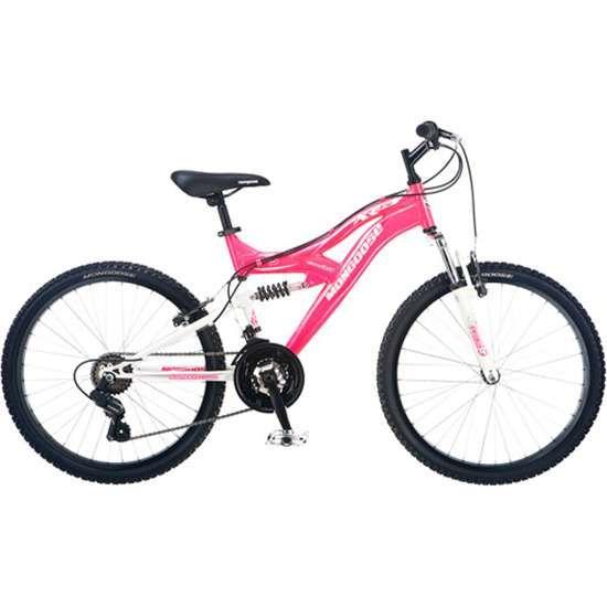 Pink Beach Cruiser Walmart 24inch Mongoose Xr 75 Girls Bike