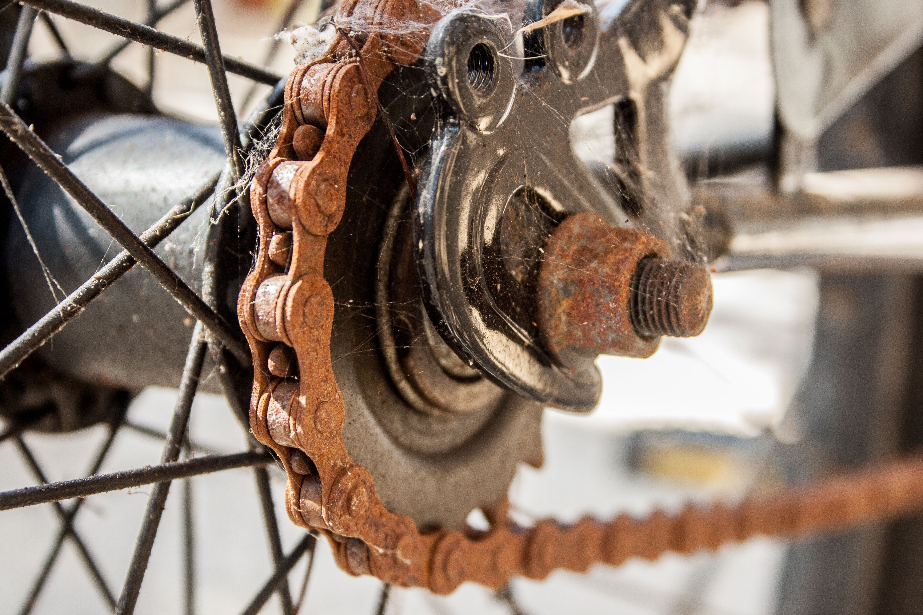 How To Remove Rust From A Bike Chain How To Remove Rust Cleaning Hacks House Cleaning Tips
