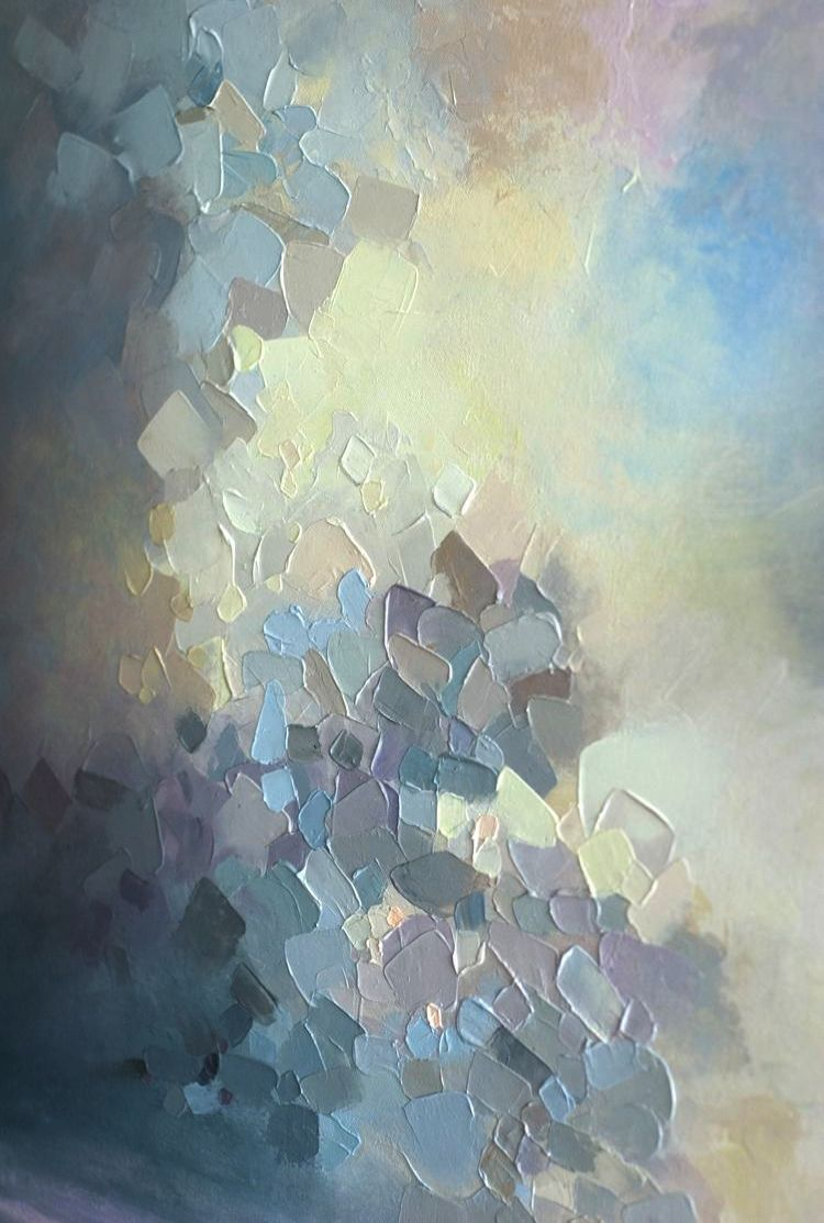 Abstract Ocean Landscape Painting Abstract Landscape Paintings Famous Artists Western Art Abstract Art Abstract Painting