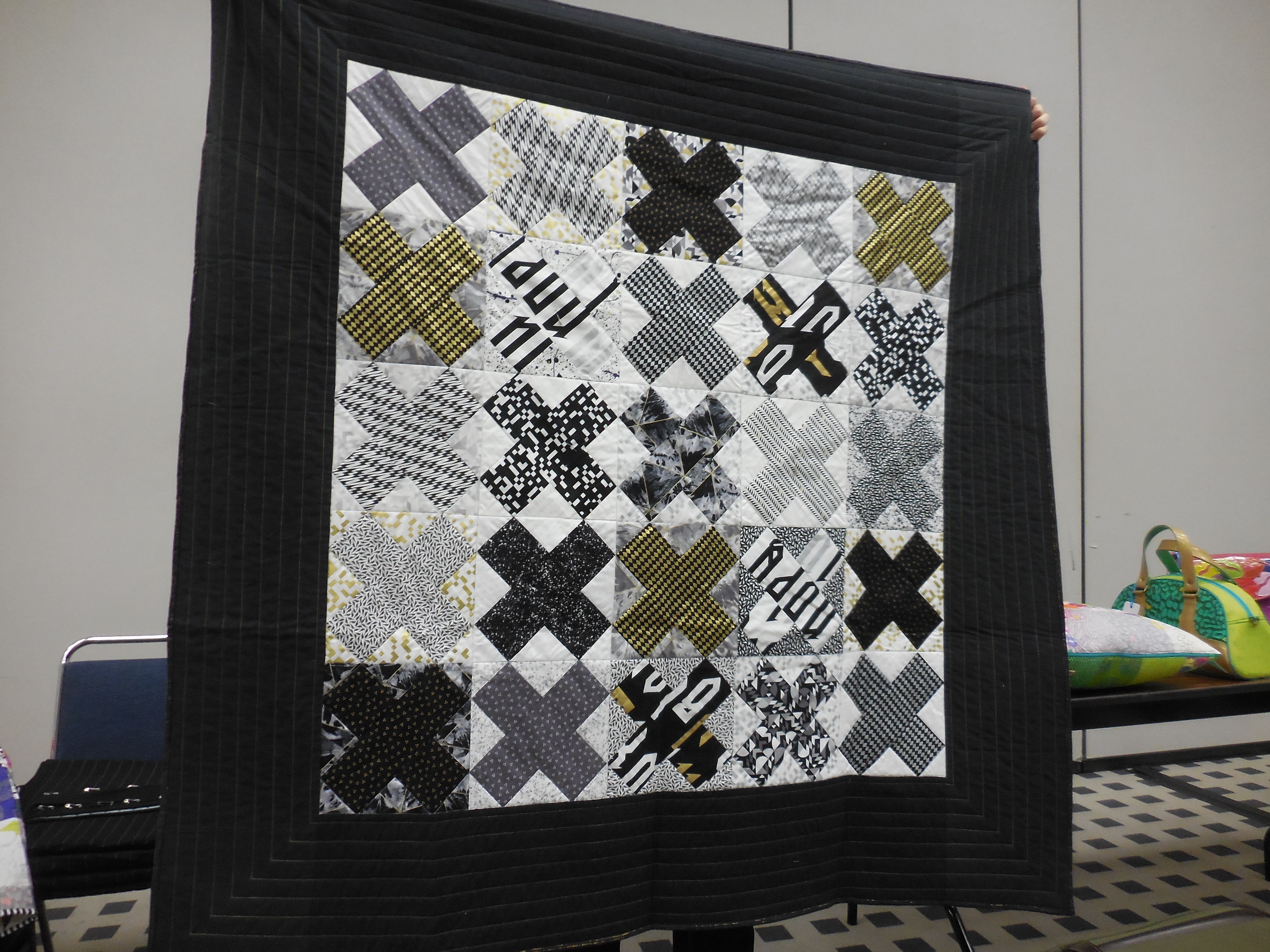 Pic taken at Schoolhouse International Quilt Market in Houston ... : international quilt market - Adamdwight.com