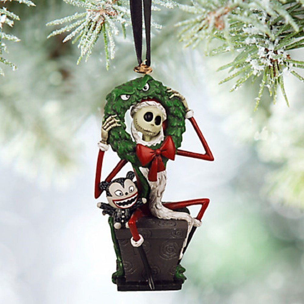jackchristmasornament.jpg (1000×1000) Nightmare before