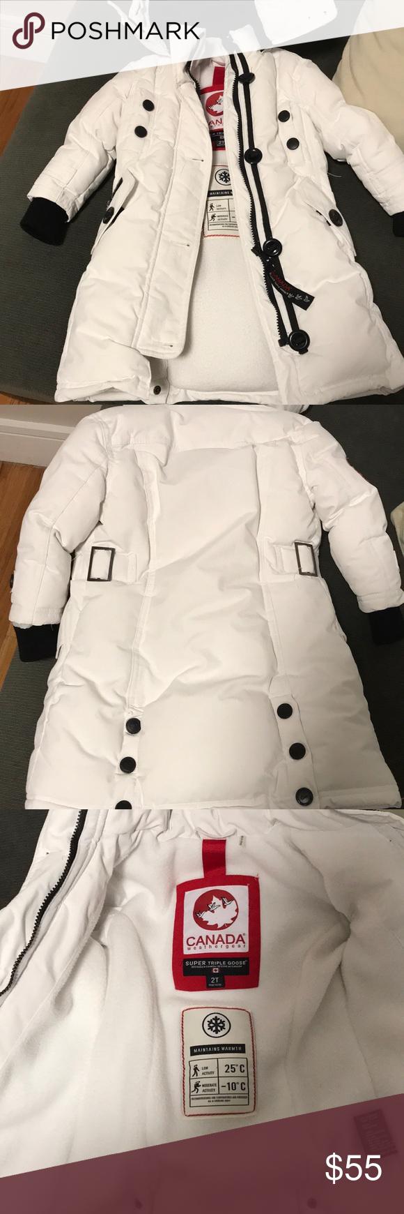 Canada Weather Gear Coat Clothes Design Fashion Trends Coat