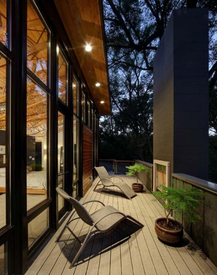 Quel éclairage Pour Terrasse En Bois Extérieur Moderne ?