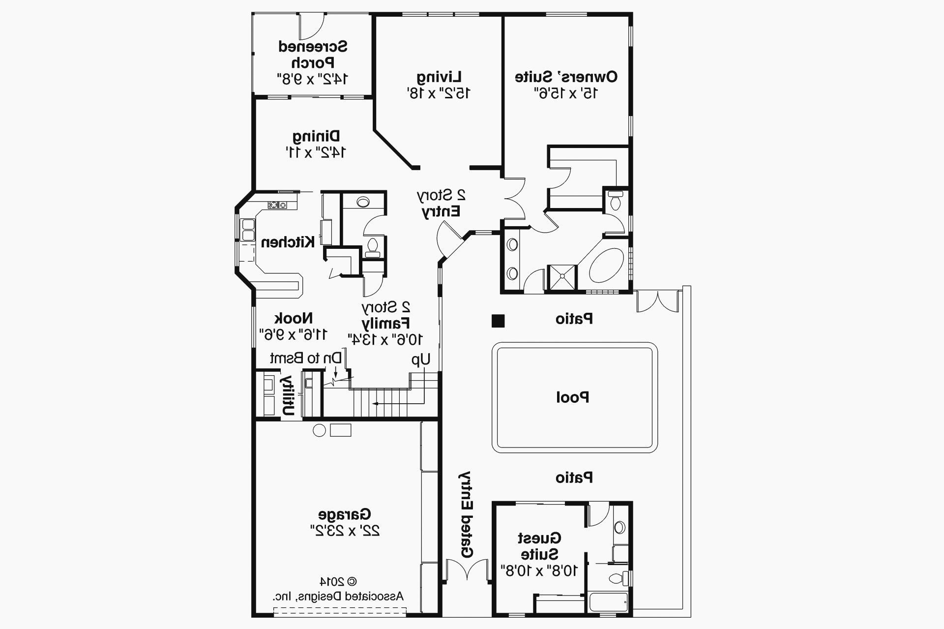 Southern Energy Floor Plans In 2020 House Plans With Pictures Basement House Plans Bungalow House Plans