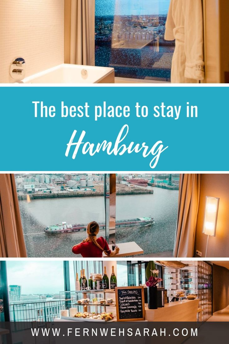 Westin Hamburg Review - Experience the Elbphilharmonie #middleeastdestinations