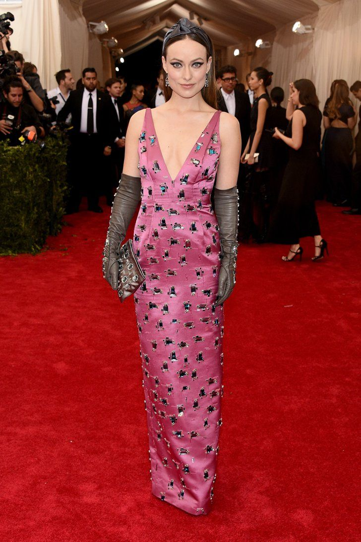 Gloves Red Carpet