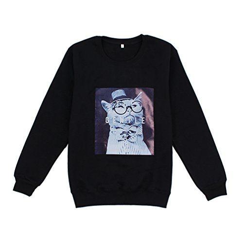Kpop BTS V JIMIN Sweatshirt Cat Print Hoodie Fashion Glas... https://www.amazon.com/dp/B01M7SA7AO/ref=cm_sw_r_pi_dp_x_fSwcybVW6Q9MK