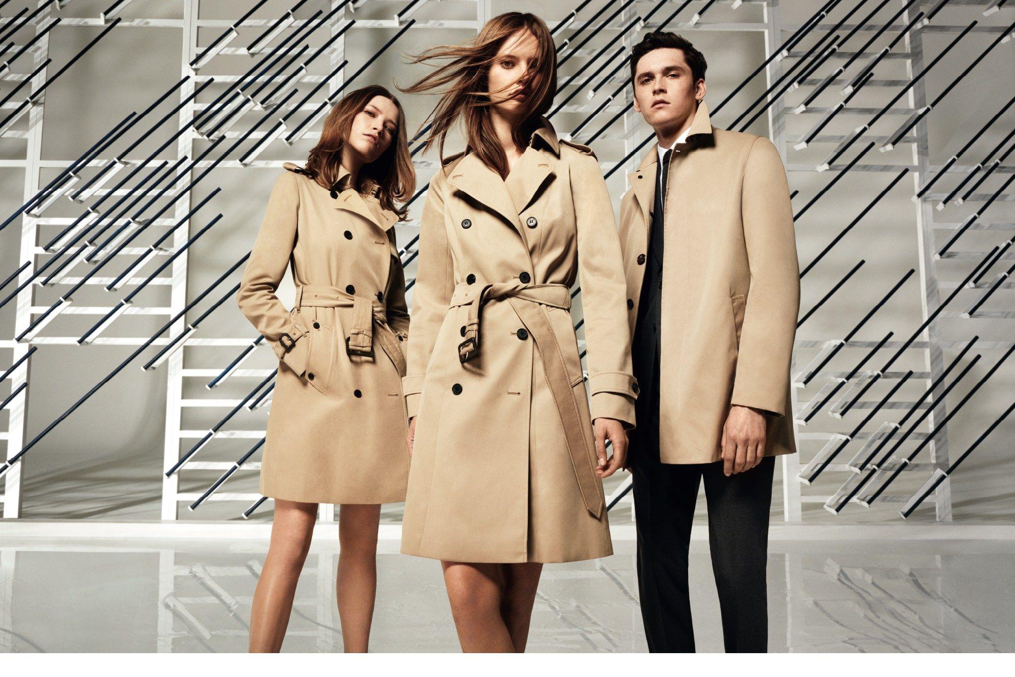 Aquascutum Announces Hires Returns to London Fashion Week Premium