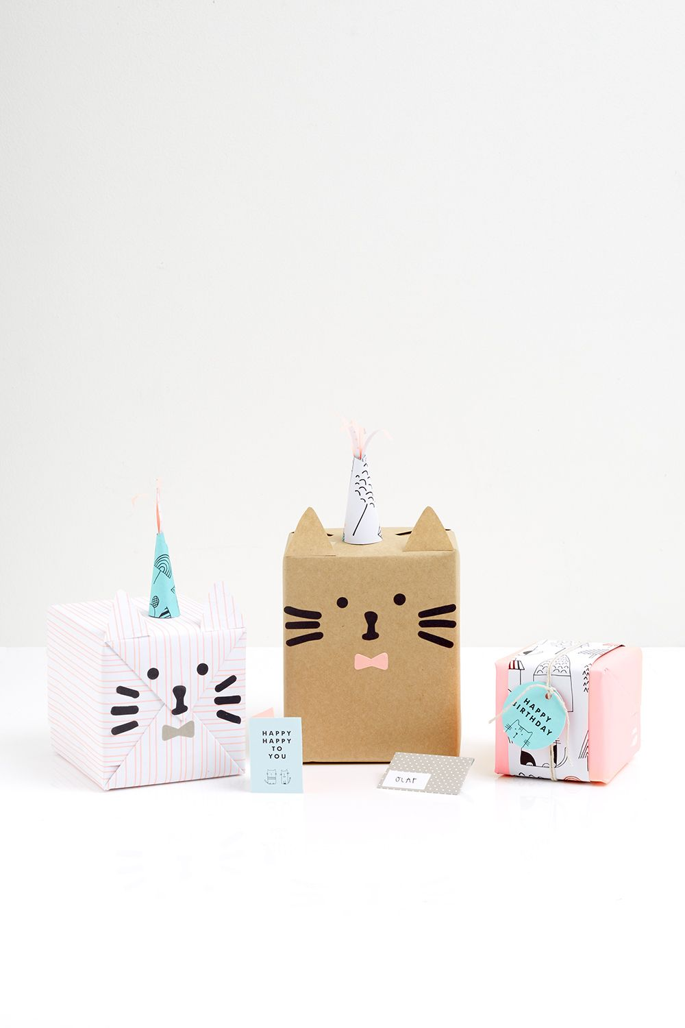 Add some fun with this wrapping idea biglietti pinterest