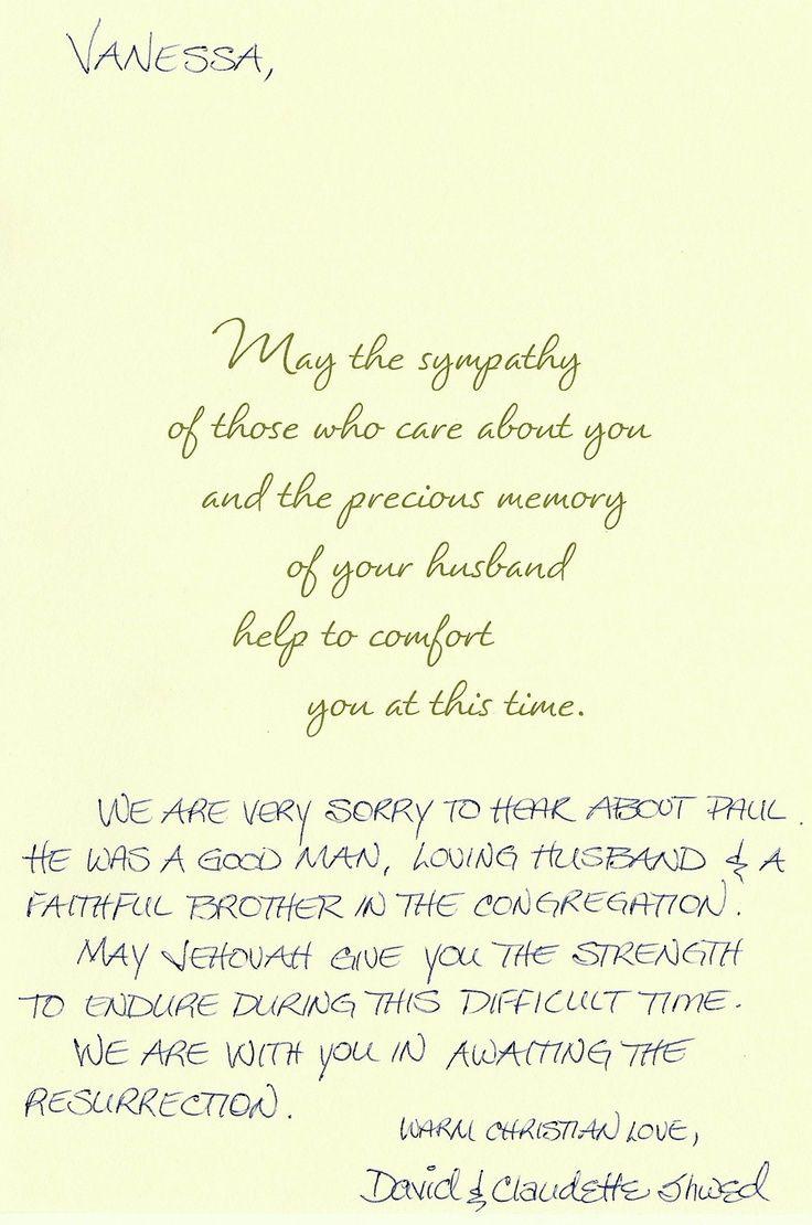 How To Write A Heartfelt Sympathy Card forecast