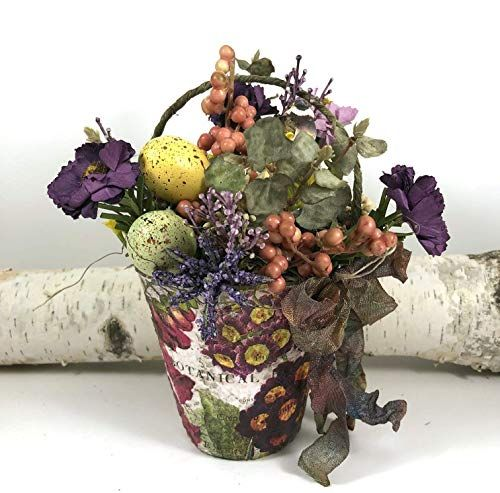 Pin By Handcraft Ology On Peat Pots Diy Craft Ideas Home 400 x 300