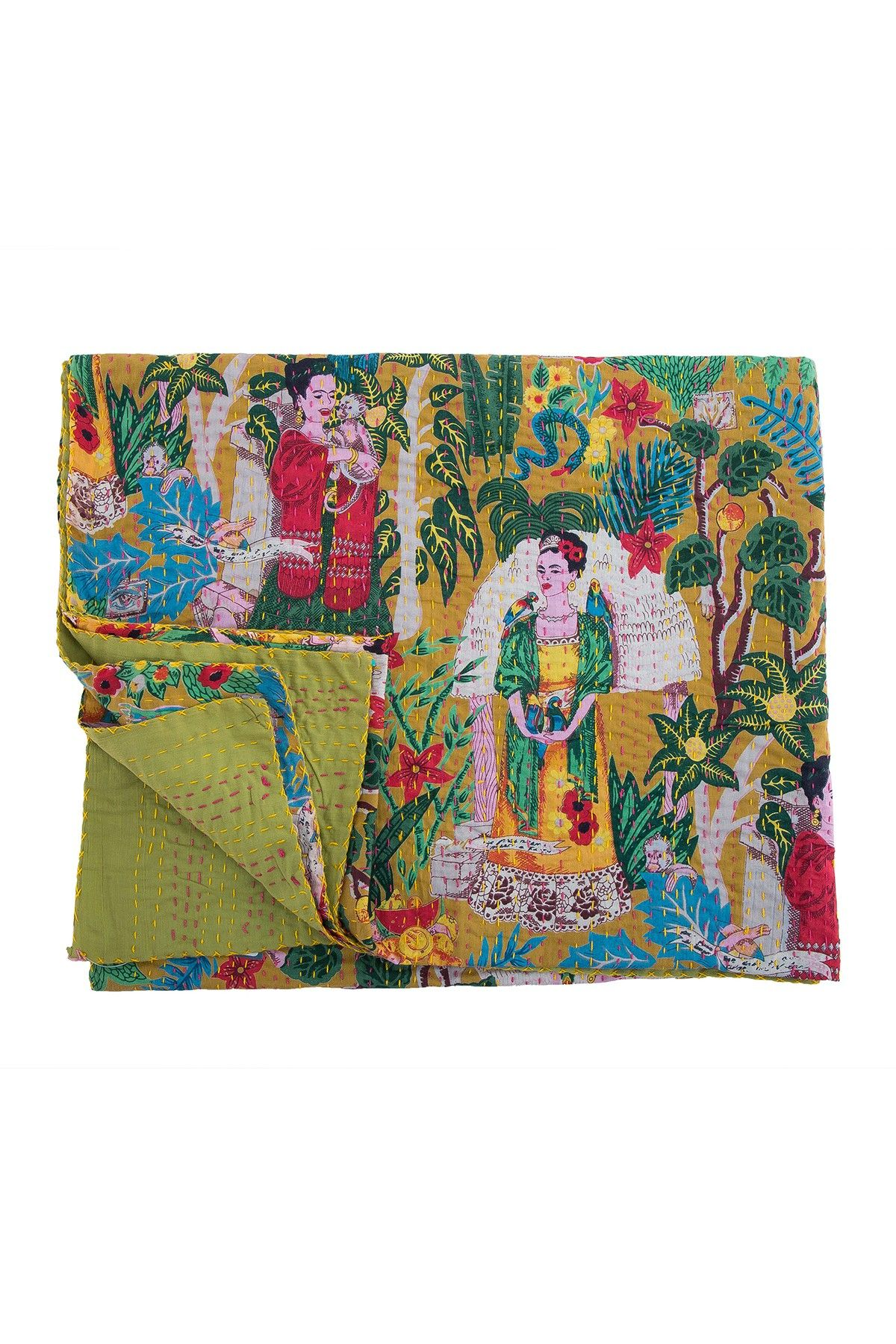 Karma Living   Frida Throw Is Now 71% Off. Free Shipping On Orders Over