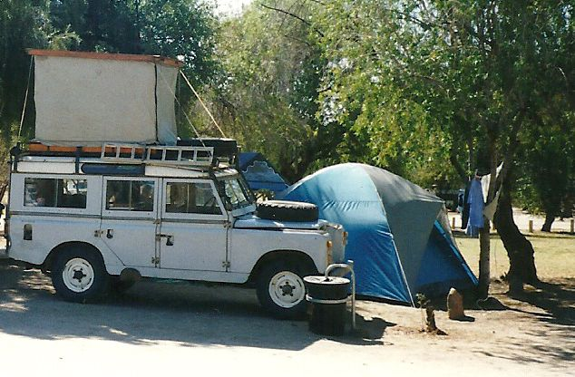 Range Rover Rooftop Tent Old School Land Rover Carros Jeep