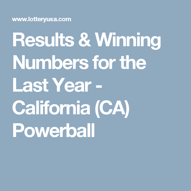 California Lottery lists 'luckiest' Bay Area stores