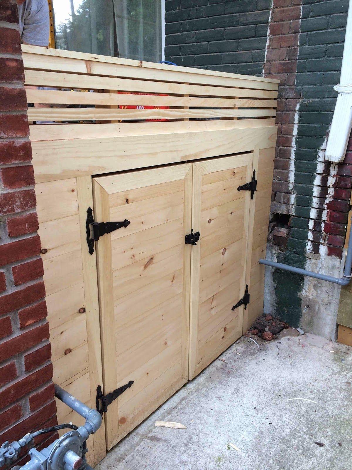 Loving Albany Progress On The Porch Deck Storage Porch Storage Under Deck Storage