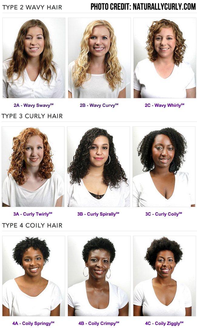 type of hair style what of curly hair do you curly hair types so 9272