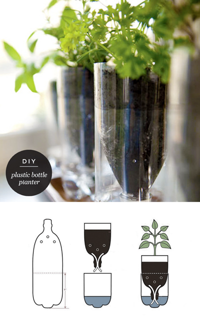 31 creative ways to reuse plastic bottles for Creative use of plastic bottles