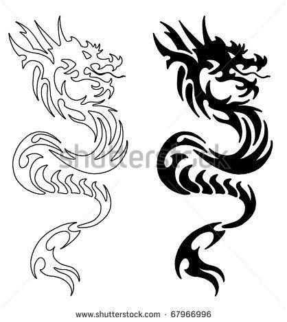 Onpoint Tattoos Small Dragon Tattoos Tribal Dragon Tattoos Japanese Dragon Tattoo