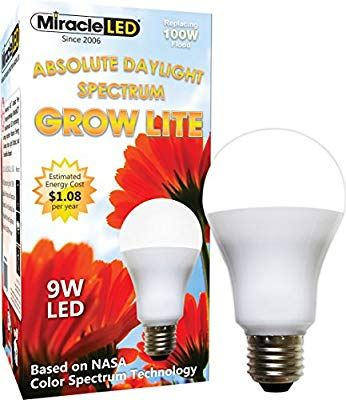 Amazon Com Miracle Led Absolute Daylight Spectrum Grow 400 x 300
