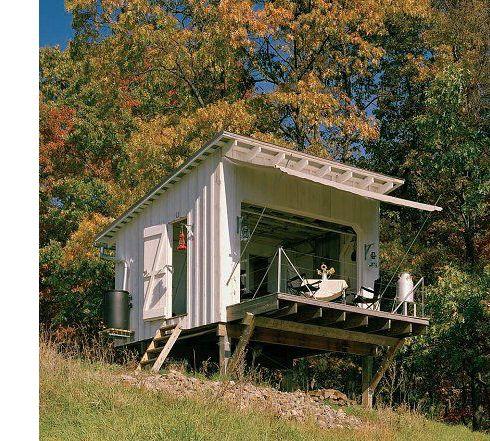 Lloydu0027s Blog: Tiny House In Remote West Virginia Hills