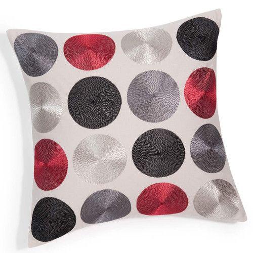 housse coussin rouge. Black Bedroom Furniture Sets. Home Design Ideas