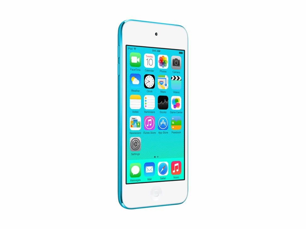 ipod touch 5 32go rouge