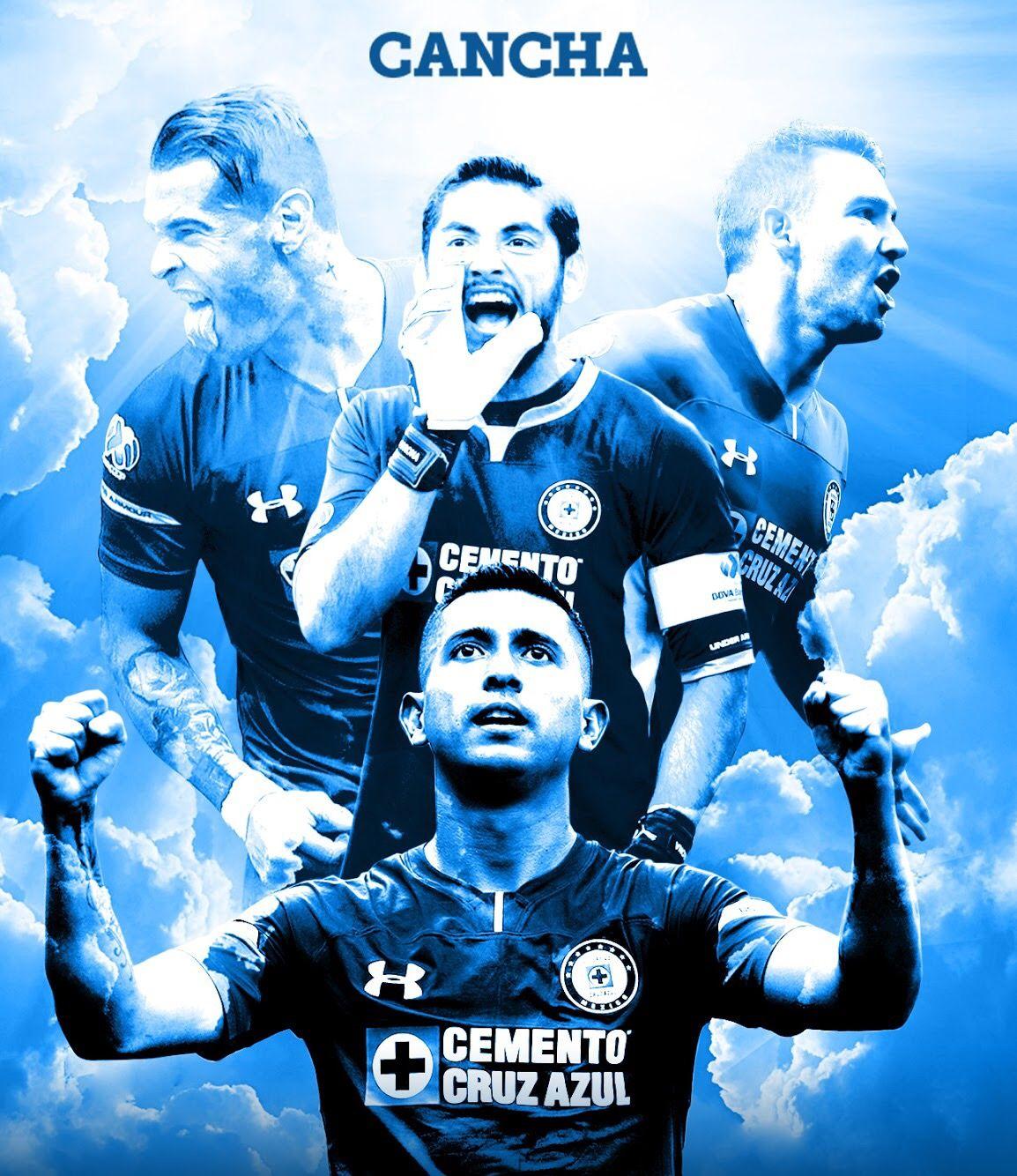 Cruz Azul el líder de la Liga MX Cruz azul, Uñas azules