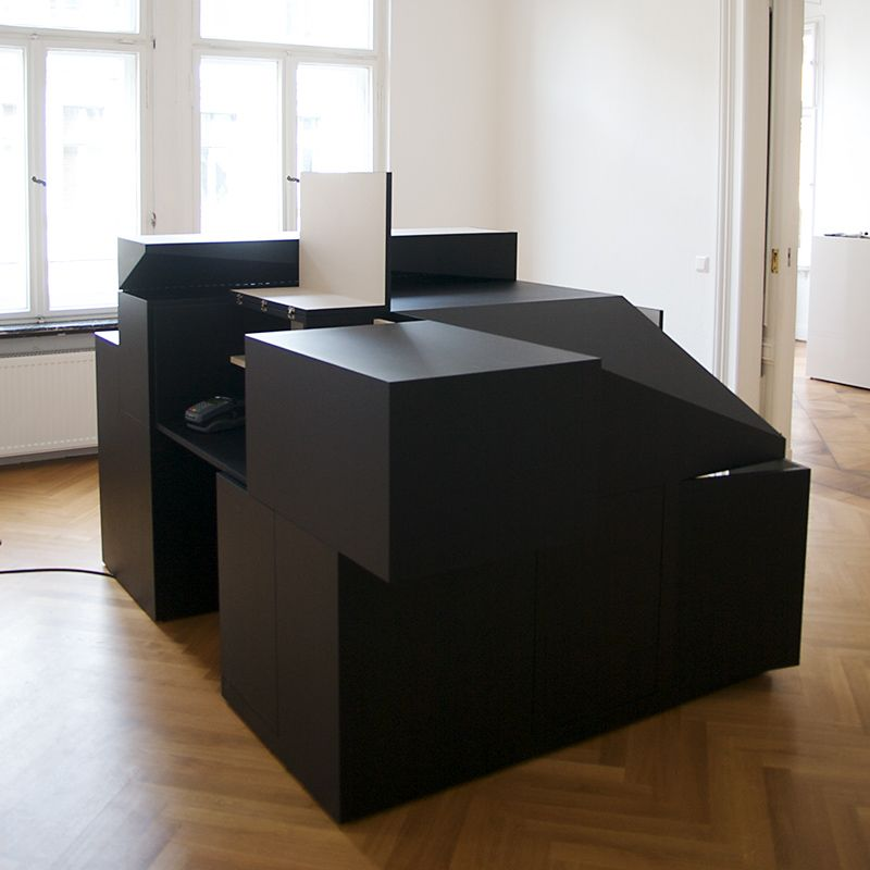 Superior Multifunctional Furniture For Andreas Murkudis, Berlin
