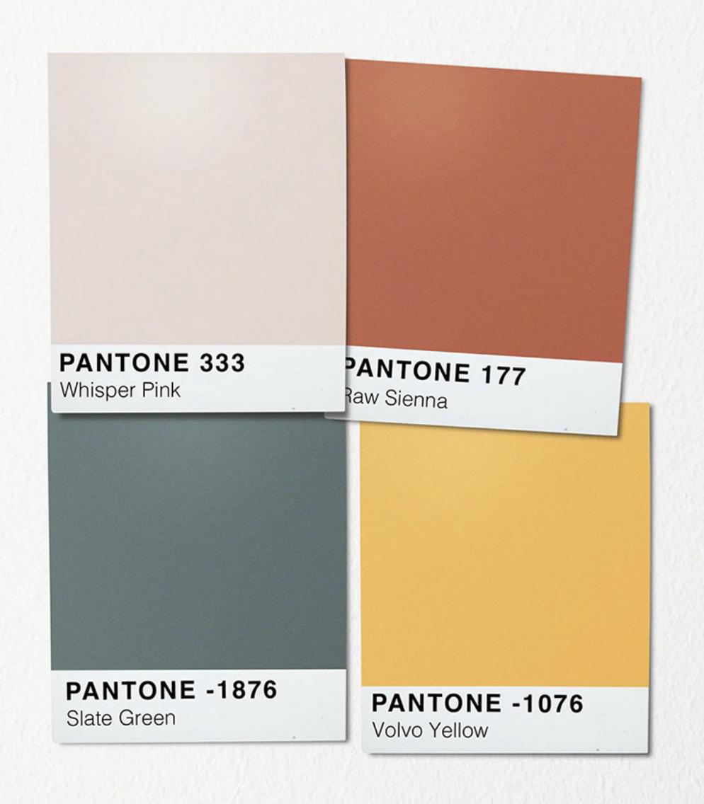 Pantone Color Inspiration