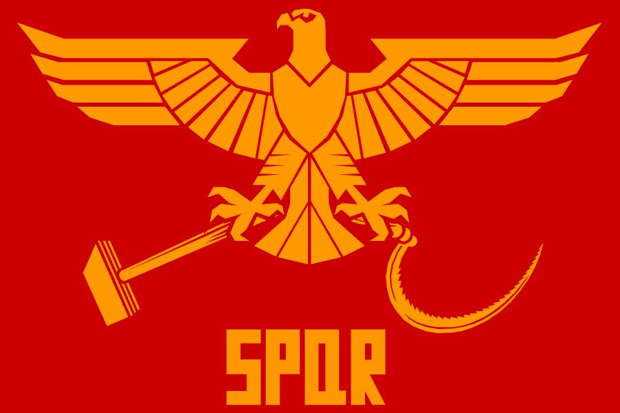 Soviet Roman Flag Flag Art Flag Flag Design