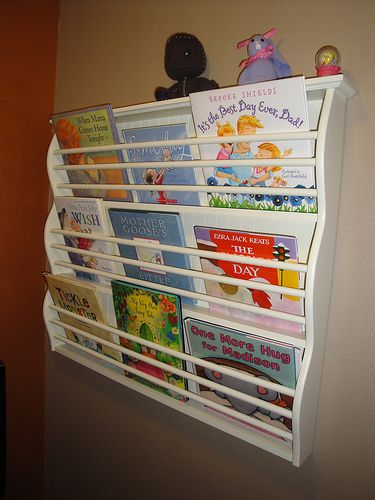want this book rack for my cookbooks! nursery magazines for kidsbook racks for kids, magazines for kids