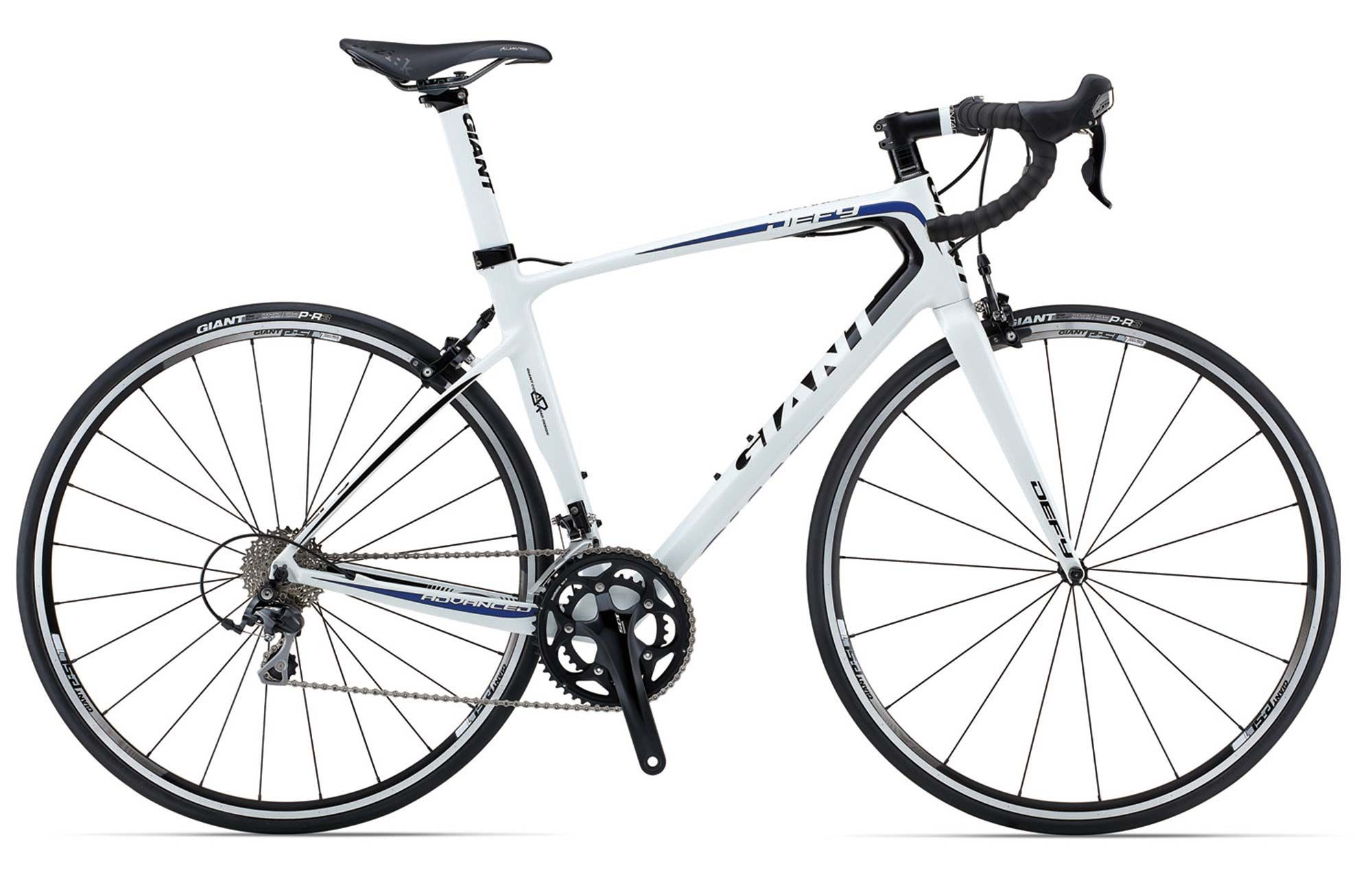 Showstopper The 2013 Giant Advanced 2 Is A Cycling Plus