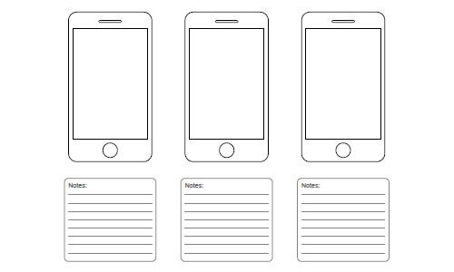 50 Free UI and Web Design Wireframing Kits, Resources and