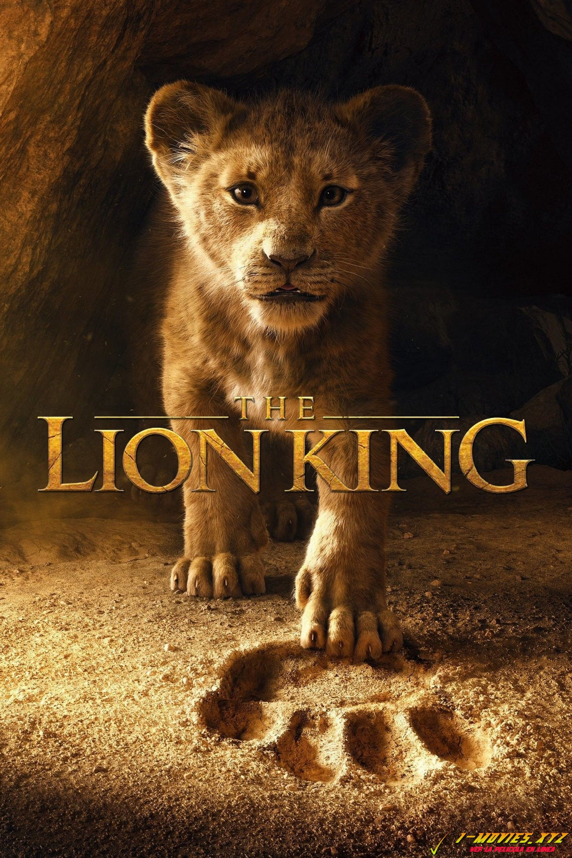 El Rey León Película Completa En Español Latino Allpelículas Watch The Lion King Lion King Movie Lion King