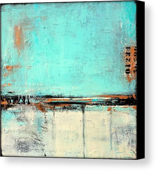 Green And White Canvas Art Modern Art Abstract White Canvas Art Abstract Art Painting
