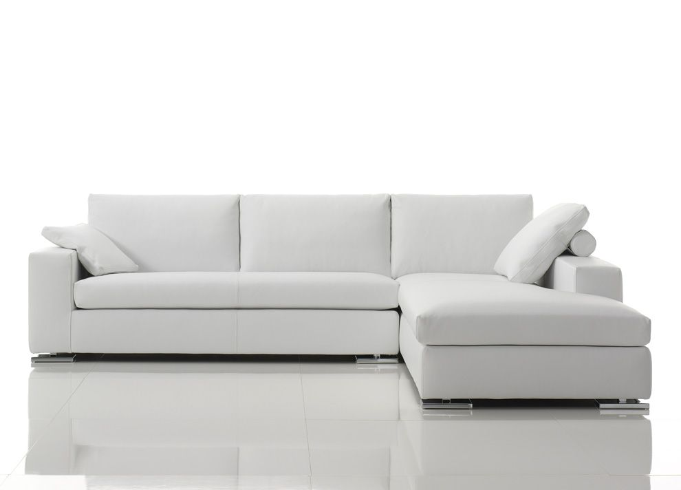 Sofa Stylish White 1 Corner Uk Modern