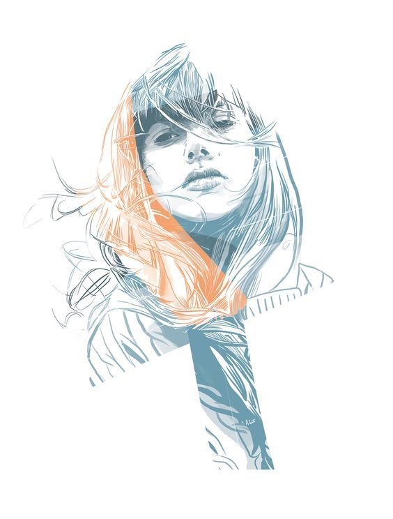 Illustration inspiration | #1331