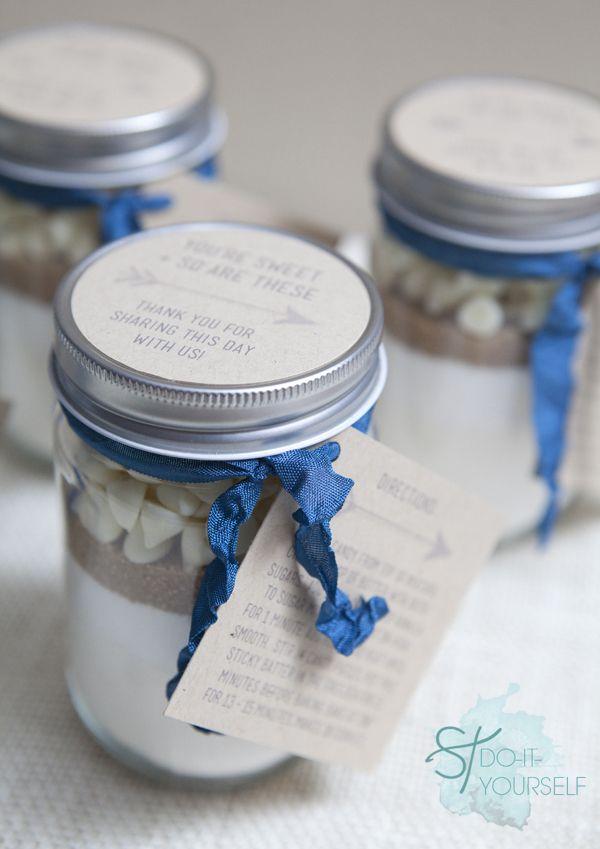 Mason Jars Wedding Favor | Wedding Ideas | Pinterest | Jar wedding ...