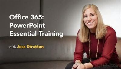 Lynda - Office 365: PowerPoint Essential Training free Software