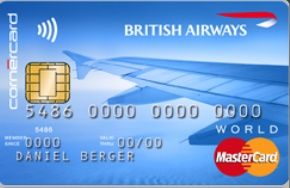 British Airways   Mastercard Classic   Corner Bank