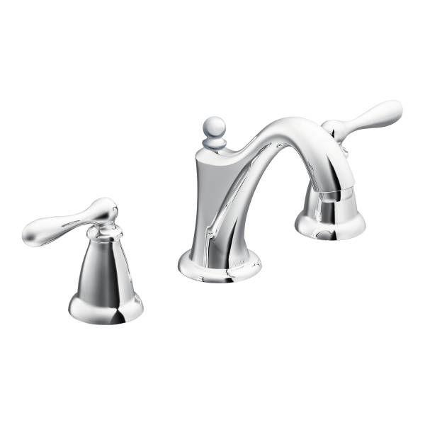 Caldwell Chrome Twohandle Low Arc Bathroom Faucet CA - Moen castleby bathroom faucet for bathroom decor ideas