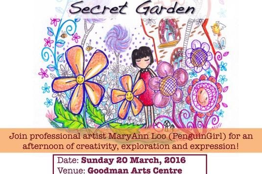 Creative Doodling For Adults Discover Your Secret Garden Easy