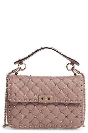 7c3fd85d5a Valentino Medium Rockstud Spike Crossbody Bag | Products | Valentino ...