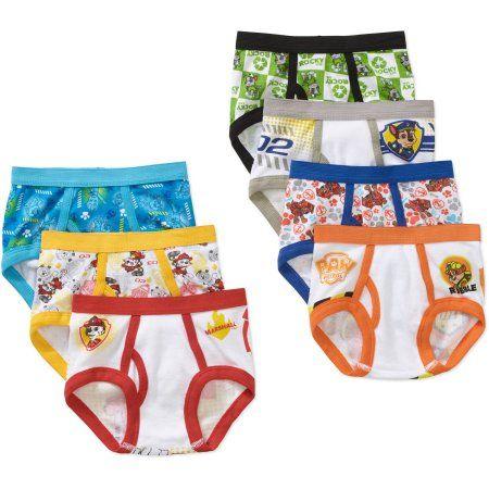 Paw Patrol Girls Pups 7 Pack Panty by Nickelodeon