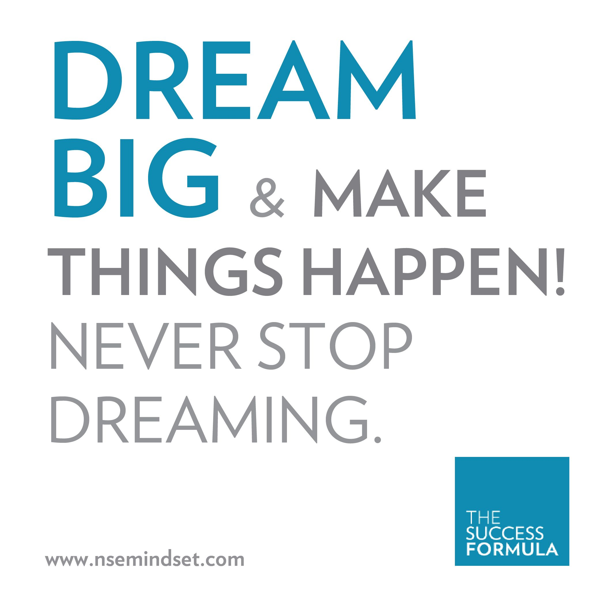 what will you do to make your dreams e true nuskin tsf