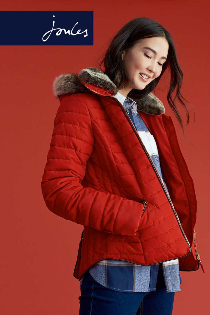 f7efe7e00 Pin by Joules on Warm Welcome in 2019 | Padded jacket, Jackets ...