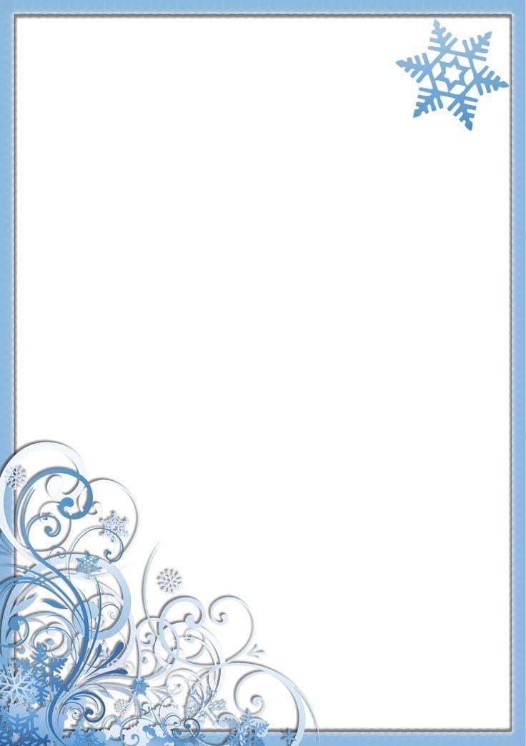 resultado de imagen de tarjetas modelo frozen - Winter Frames