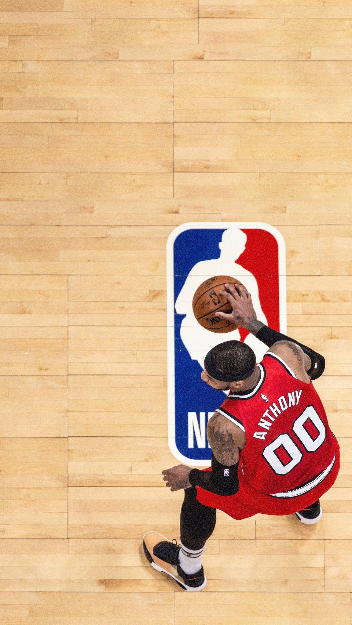 Carmelo Anthony Wallpaper Carmelo Anthony Wallpaper Nba Basketball Art Jordan Logo Wallpaper